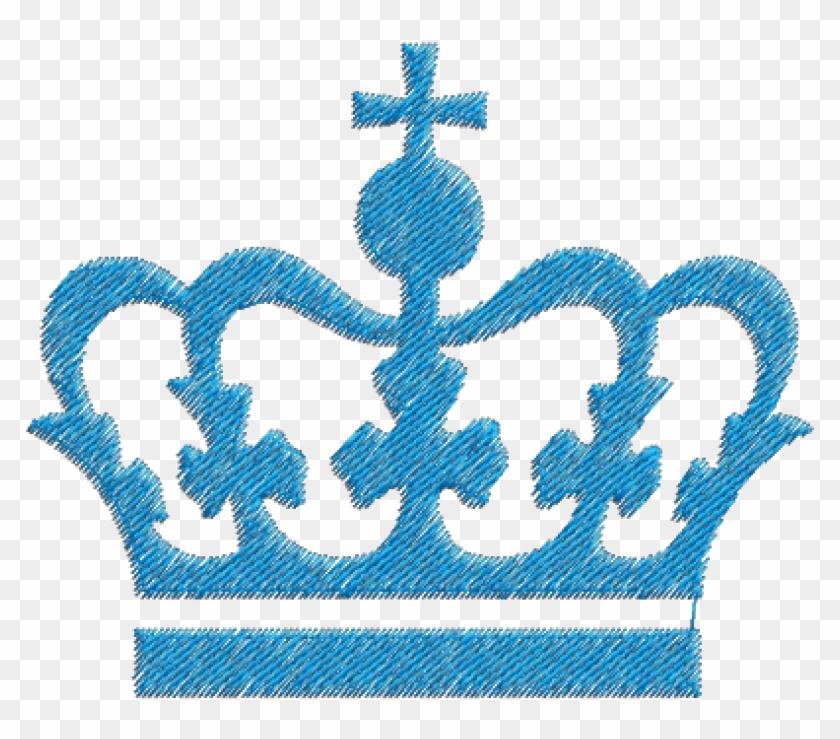Coroa Azul Em Png , Png Download, Transparent Png.