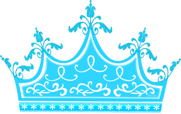 Coroa azul png » PNG Image.