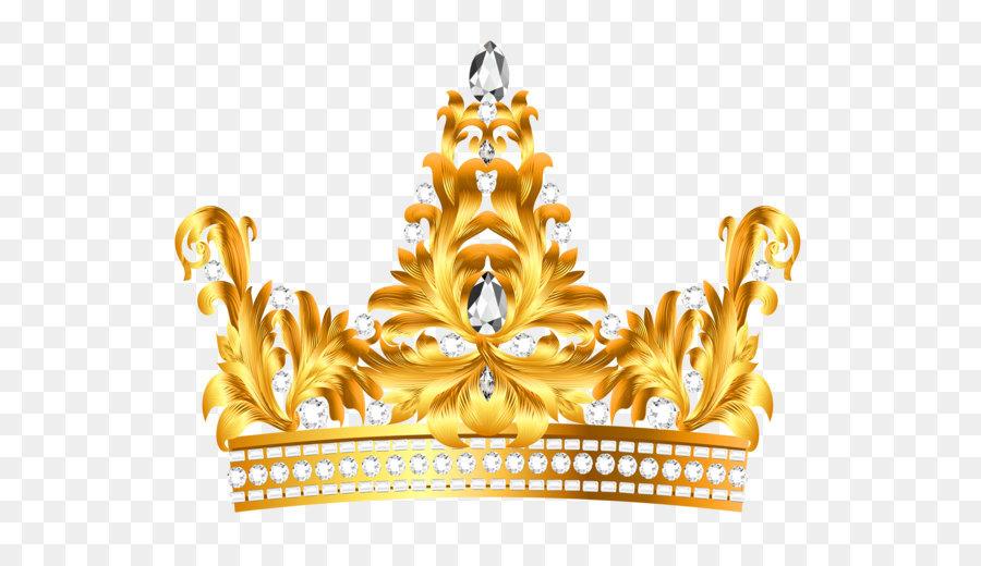 Coroa, Ouro, Rei png transparente grátis.