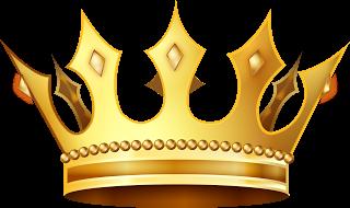 Coroa Dourada Príncipe.