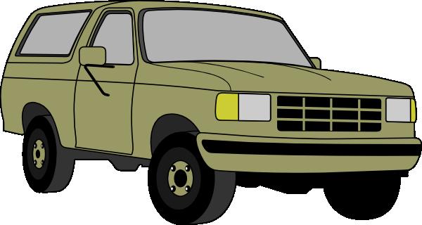 White toyota corolla suv rental car clipart.