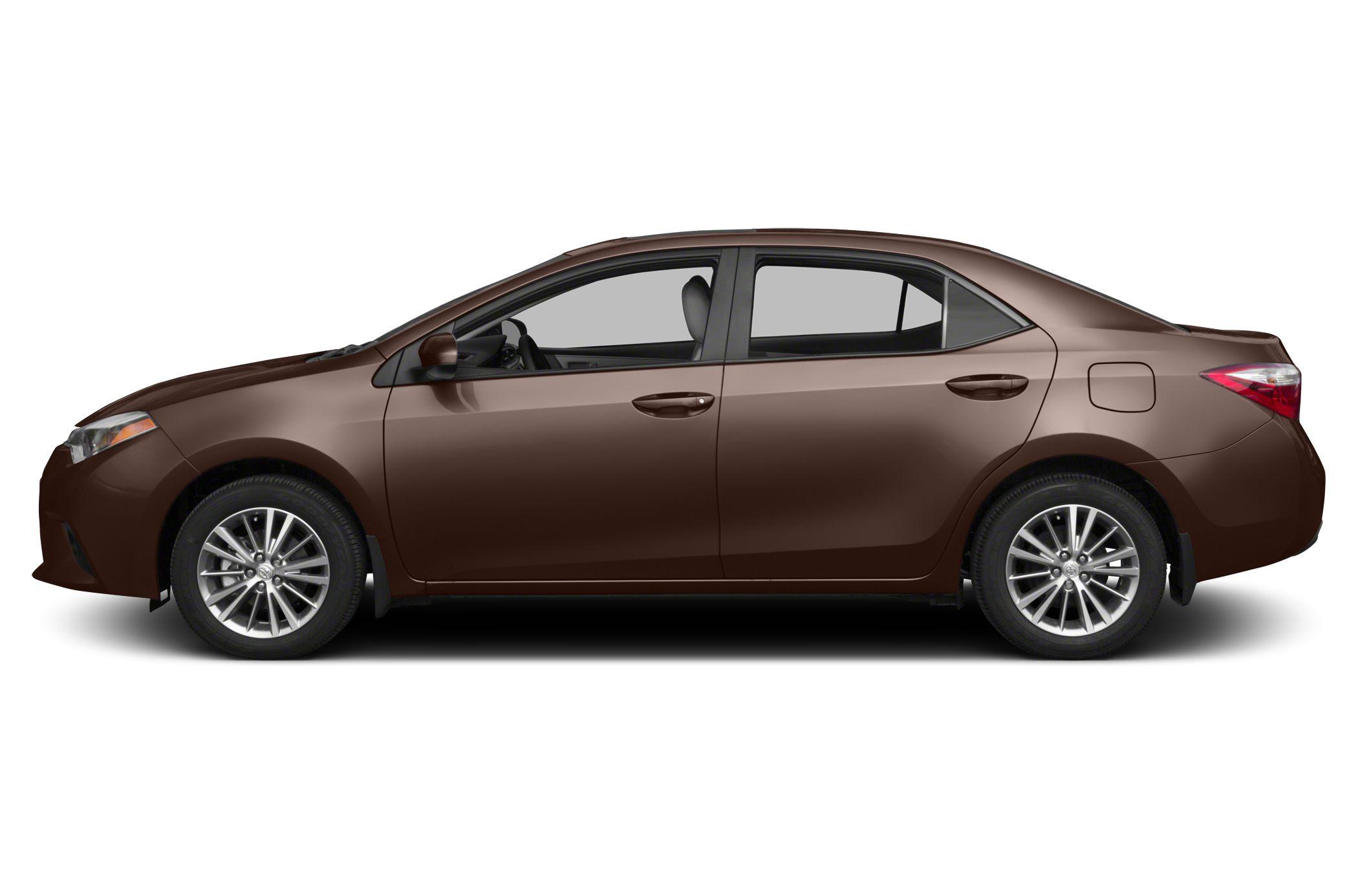 2014 Toyota Corolla.