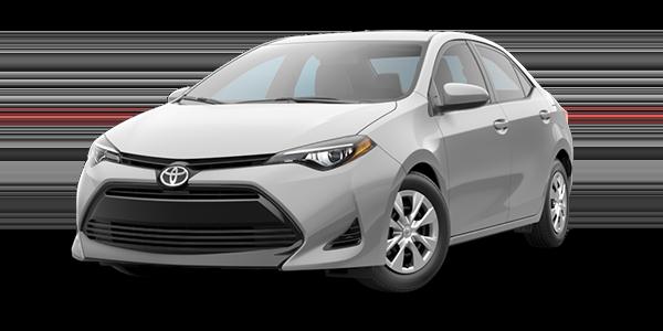 2019 Toyota Corolla.