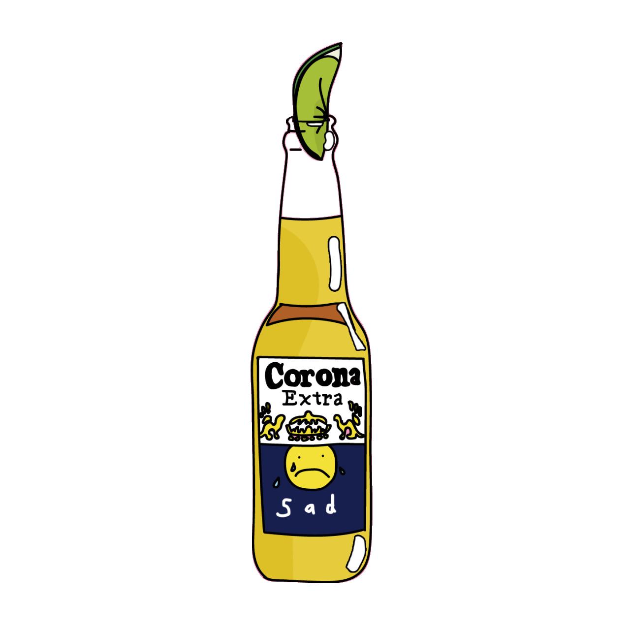 Corona beer.