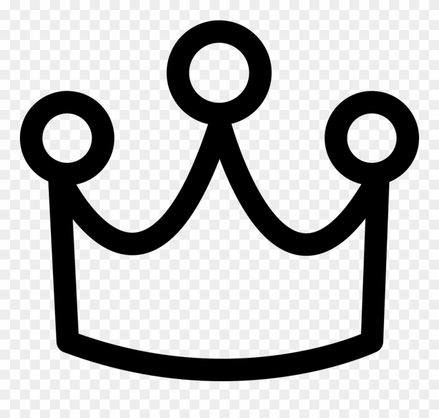 Font Crown Icon Free Download Png Letter Crown Label.