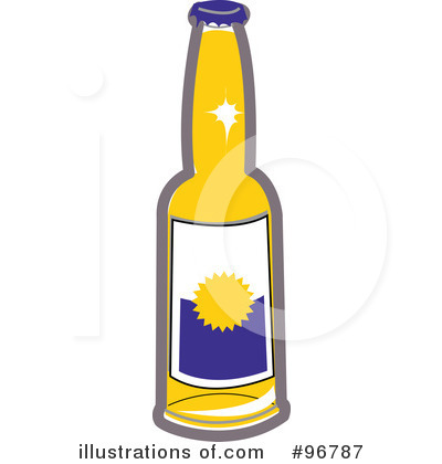 Corona bottle clipart.