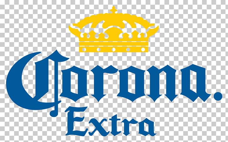 Corona Extra Logo, Corona Extra logo PNG clipart.
