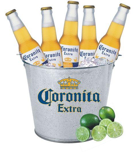 pin Corona Extra clipart #12.