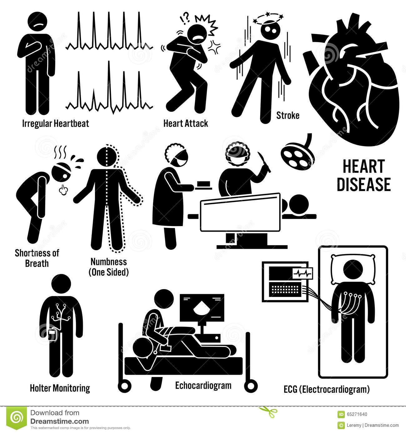 Cardiovascular Disease Heart Attack Coronary Artery Illness.