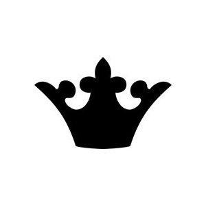 Crown Stencils Free.