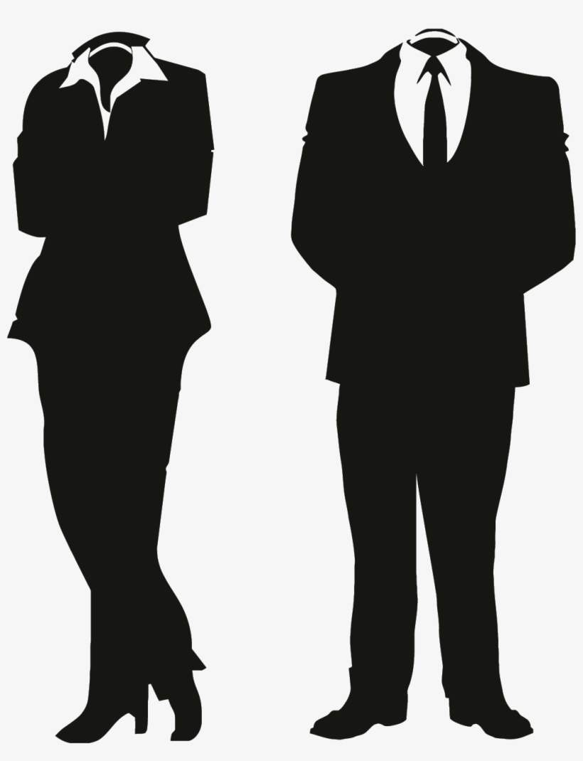 Suit Woman Clip Art.