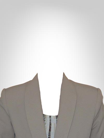 2x2 formal attire template female.