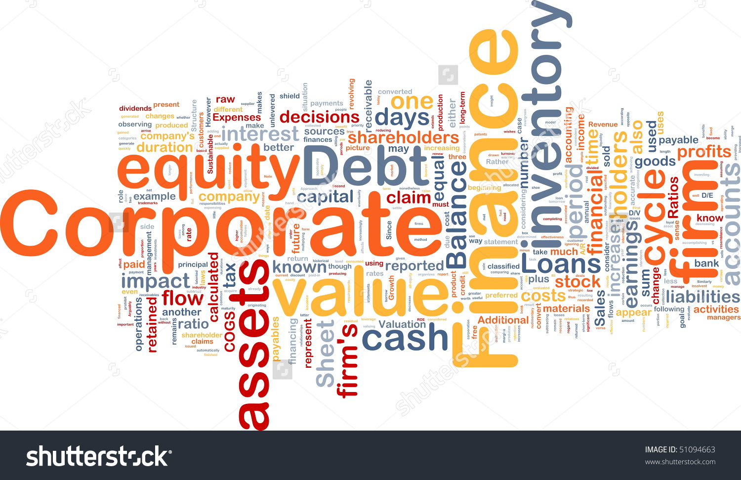 Background Concept Illustration Business Corporate Finance Stock.