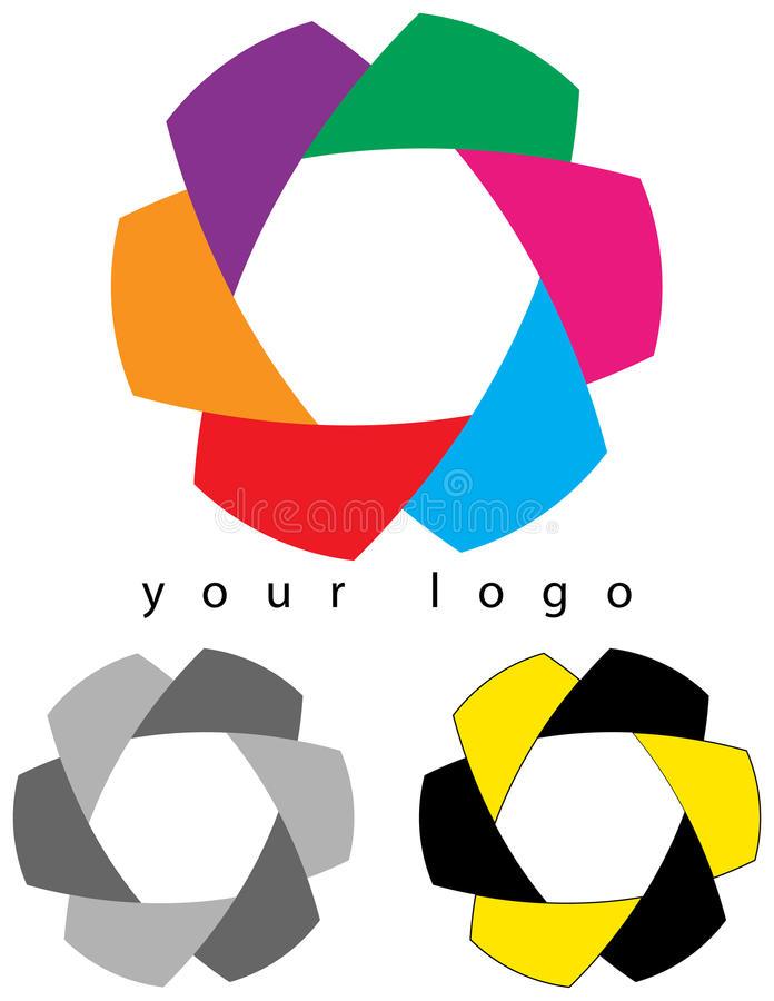 Corporate Logo Stock Illustrations.