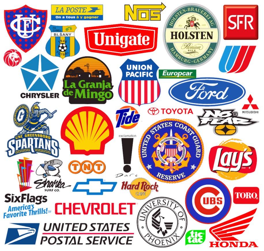 Corporate Logos.