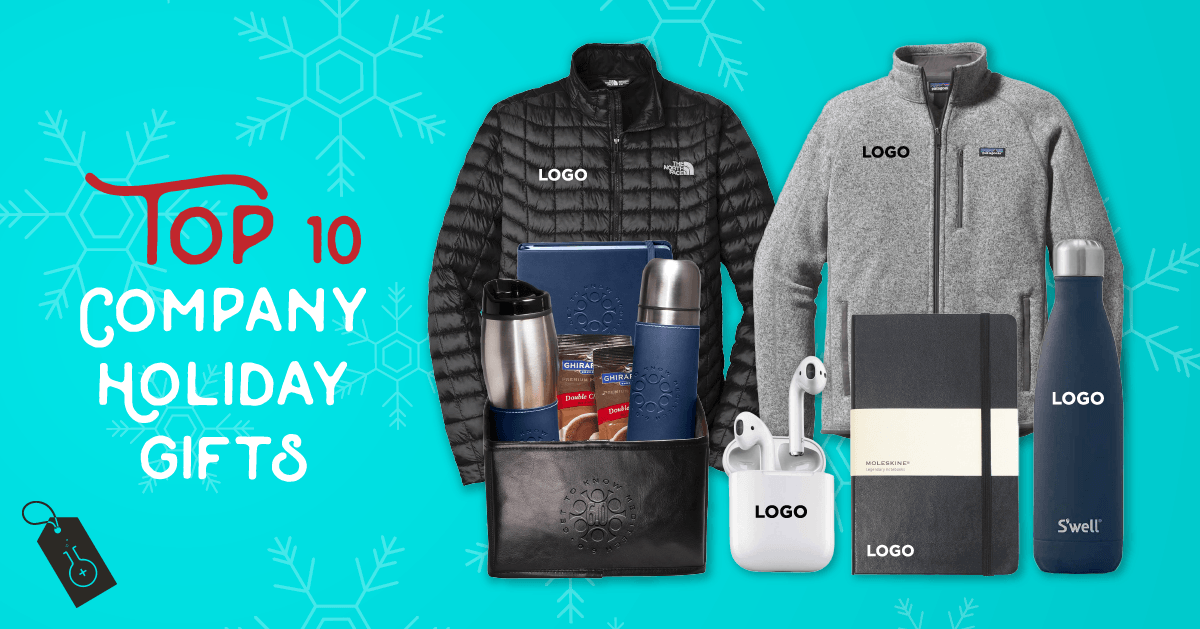 Top 10 Custom Holiday Gifts for Your Staff in 2019.