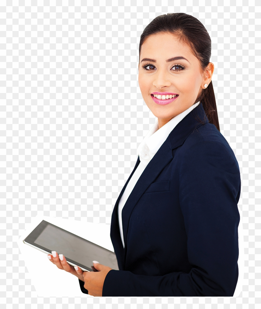 Corporate Woman Png.