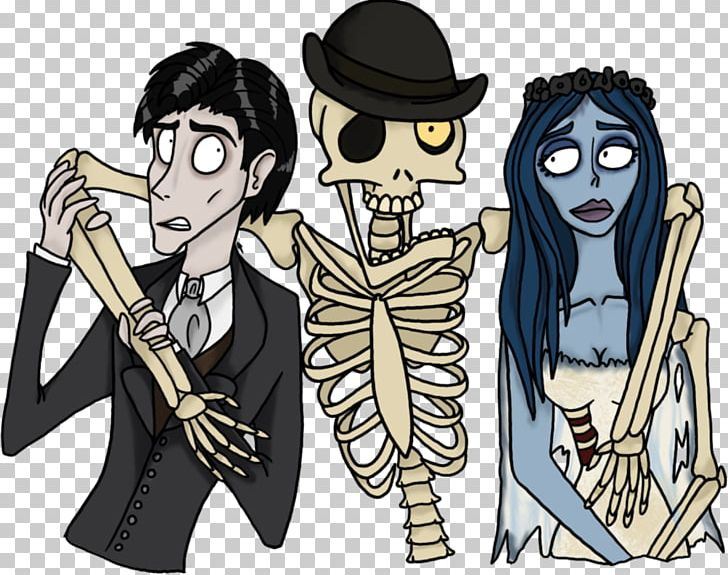 Fiction Character PNG, Clipart, Art, Character, Corpse Bride.