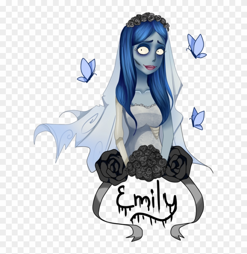 Corpse Bride Png.