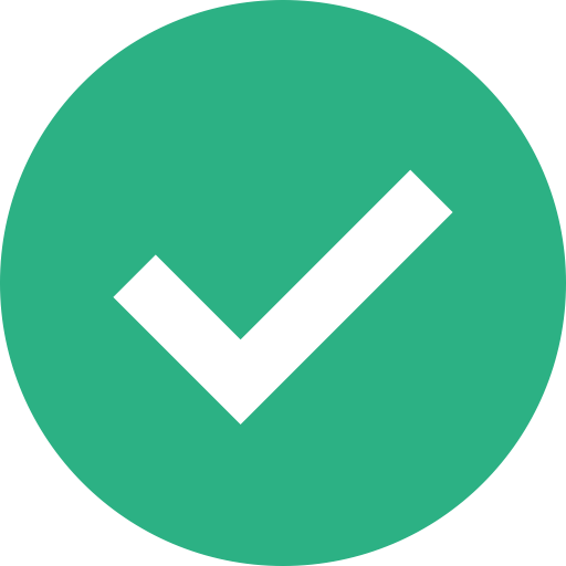 Correct Hover Icon With PNG And Vector F #206645.