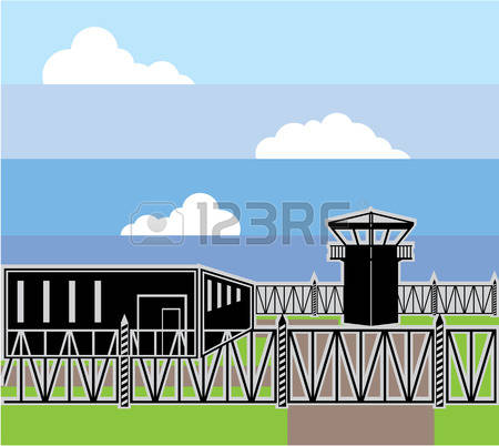 Correctional Facility Stock Photos & Pictures. Royalty Free.