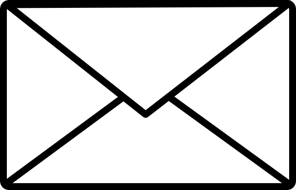 Mail Icon Clip Art at Clker.com.