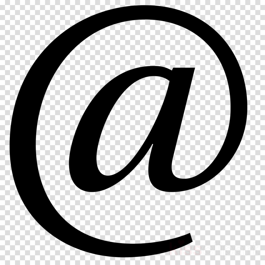 Download HD Simbolo Correo Electronico Clipart Email Symbol.