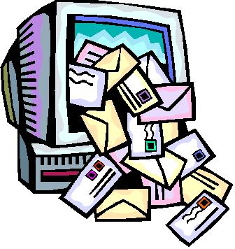 Correspondence Clipart.