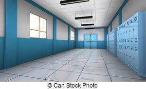 Clipart of corridor.
