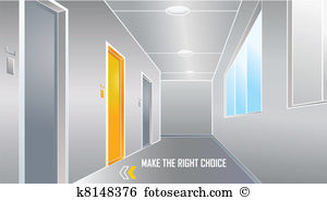 Corridor Clip Art and Illustration. 980 corridor clipart vector.