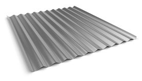 Galvanized Sheet Metal Stock Photos, Images, & Pictures.