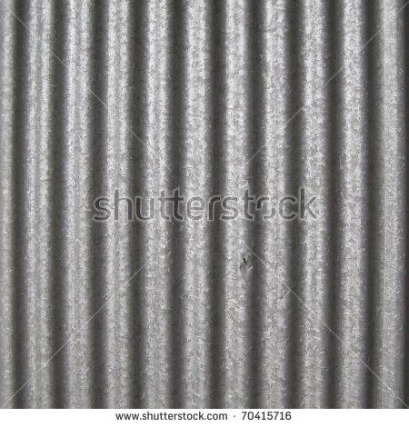 Corrugated Iron Stock Photos, Royalty.