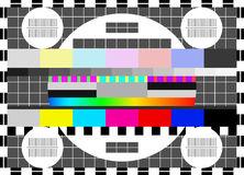 Glitch Error Signal Loss Television Signal Corrupted Stock.