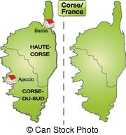 Map corsica Illustrations and Clipart. 253 Map corsica royalty.