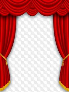 PSD, JPG, 5 PNG, Escena de la cortina azul.