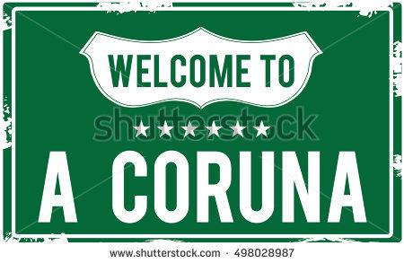 A Coruna Stock Photos, Royalty.
