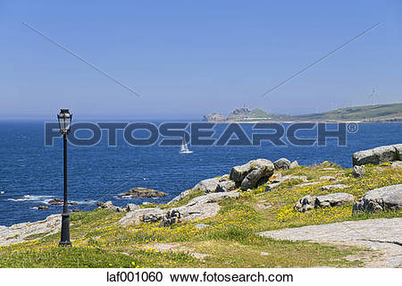 Stock Photography of Spain, Galicia, Province of A Coruna, Muxia.