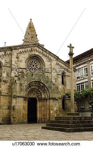 Stock Photography of Spain, Galicia, Coruña, A coruña, City, Town.