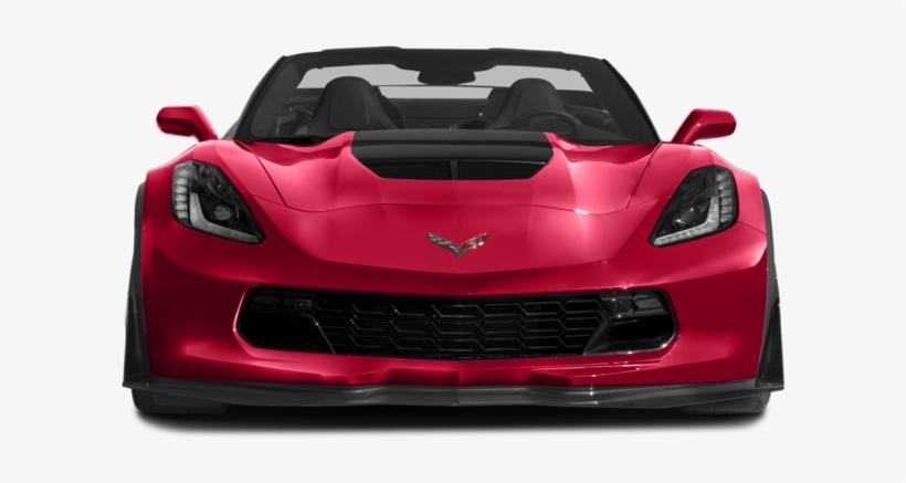 Chevrolet Corvette Convertible.
