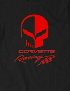 Details about Chevrolet Corvette Racing Jake Logo Embroidered T.
