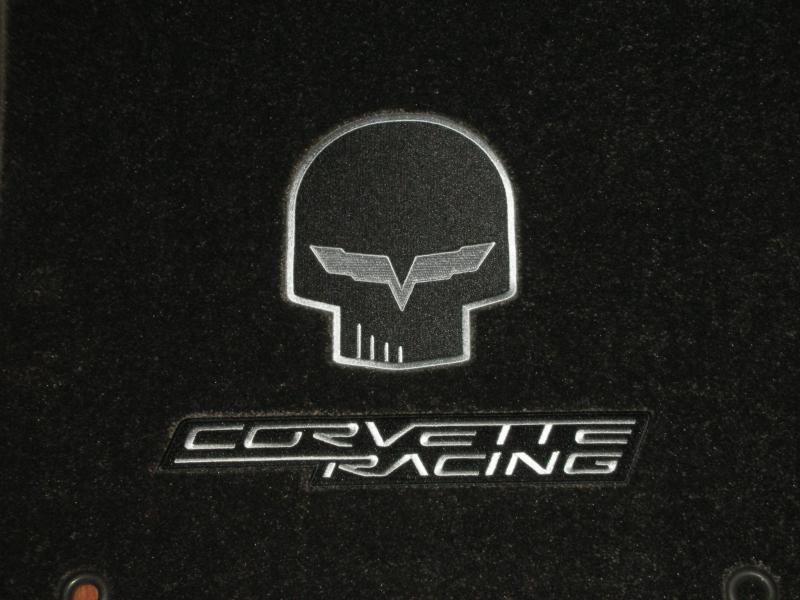 Z06 LLoyd mats liquidation sale Silver Jake Corvette Racing.