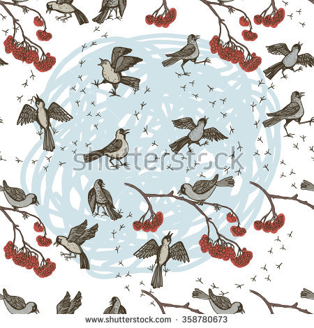 Corvus Monedula Stock Vectors & Vector Clip Art.