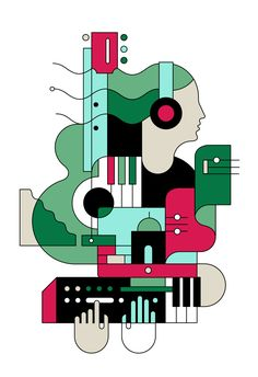 Musician Portraits by Fabio Corazza.