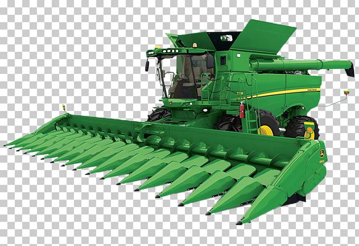John Deere cosechadora cosechadora agricultura tractor.