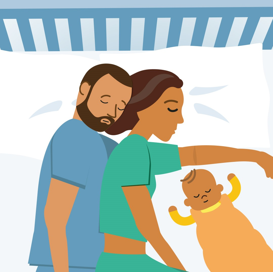How to reduce the risk of SIDS for your baby.