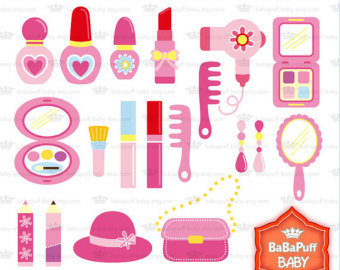 Cosmetic clipart free.