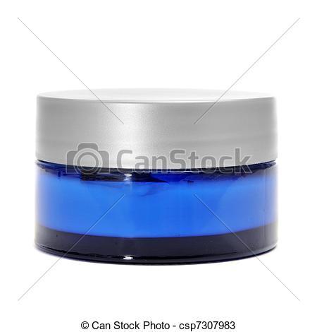Stock Photos of cosmetic jar.
