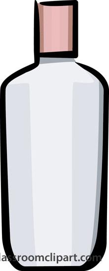 Clear Bottle Clipart.