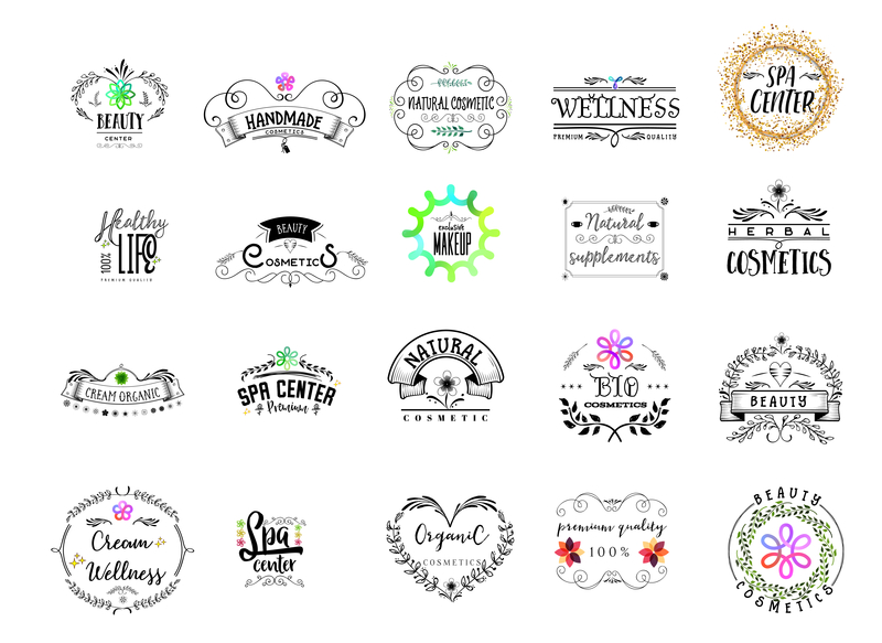 What Elements Make a Popular Cosmetics Logo • Online Logo.
