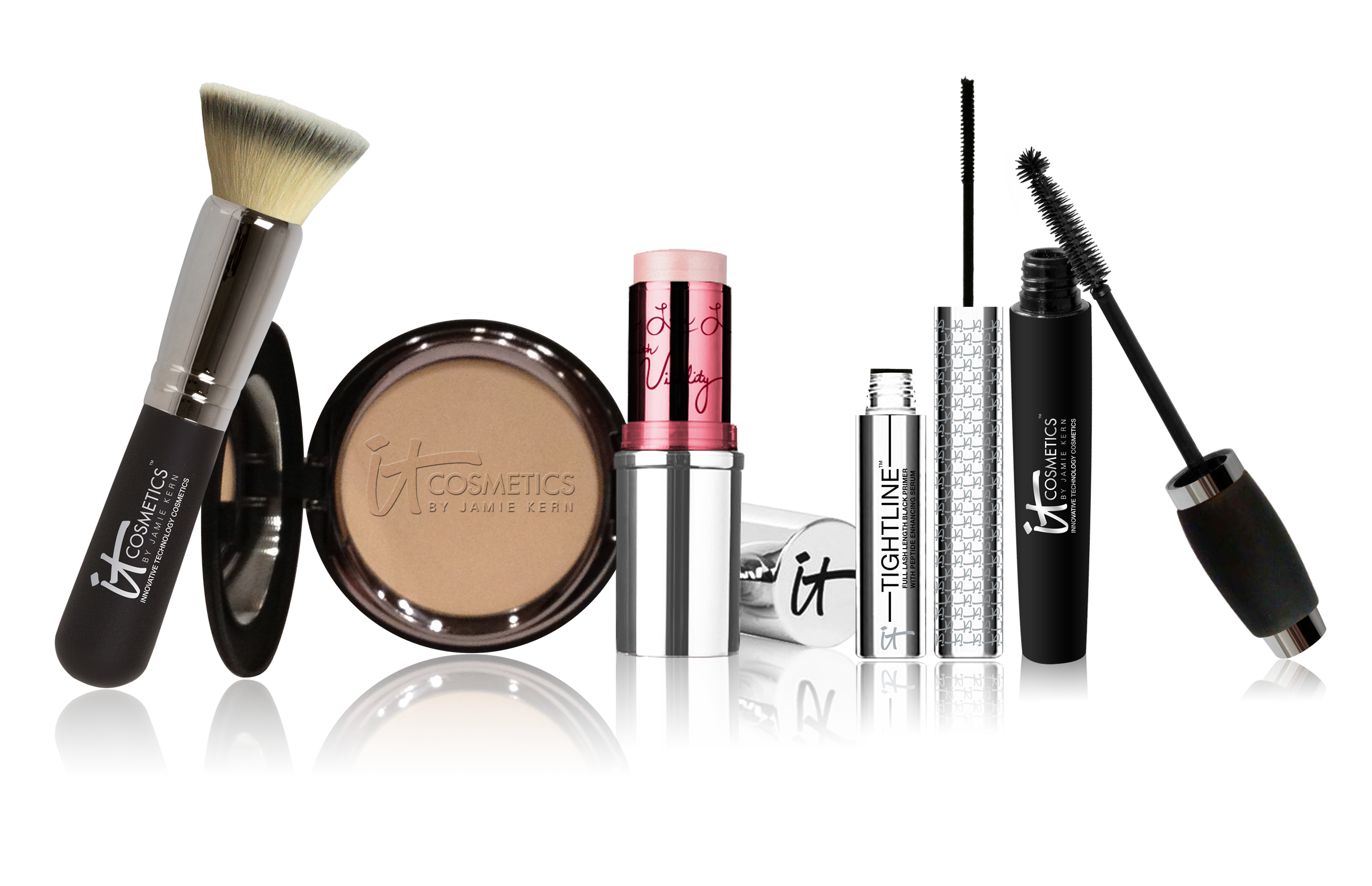 Makeup Kit Products PNG Transparent Images.